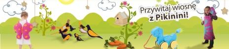 Przywitaj wiosnę z Pikinini
